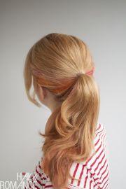 1000 ideas long ponytails