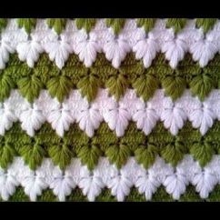 Free Leaf Crochet Pattern Diagram Bmw Z3 Speaker Wiring 17 Best Images About - Various Stitches On Pinterest | Patrones, And Blankets