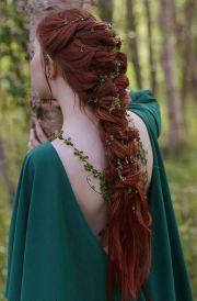 ideas celtic hair