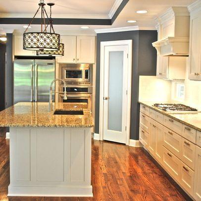 corner pantry kitchen cabinets design 25+ best ideas about Corner pantry on Pinterest   Homey kitchen, Farmhouse kitchens and Corner