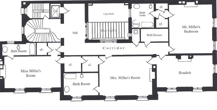 1000+ images about Architectural Floor Plans on Pinterest