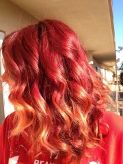 curated crazy red hair ideas