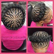 1000 ideas kid braids
