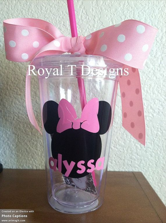 personalized tumblers and bottles