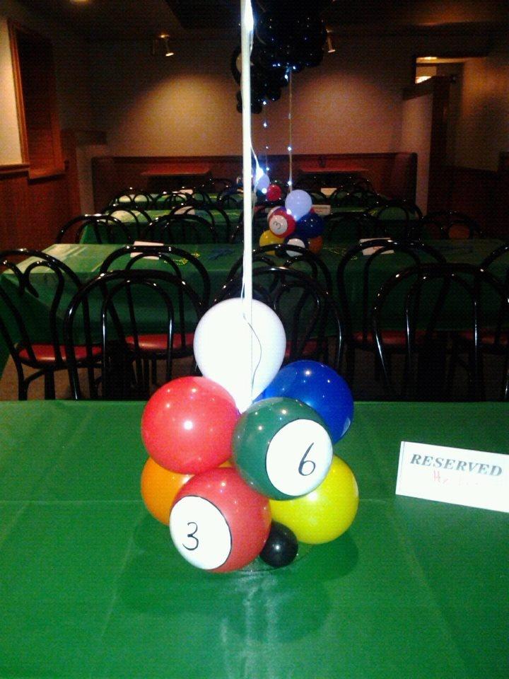 Rosielloons Balloon Centerpieces Pinterest
