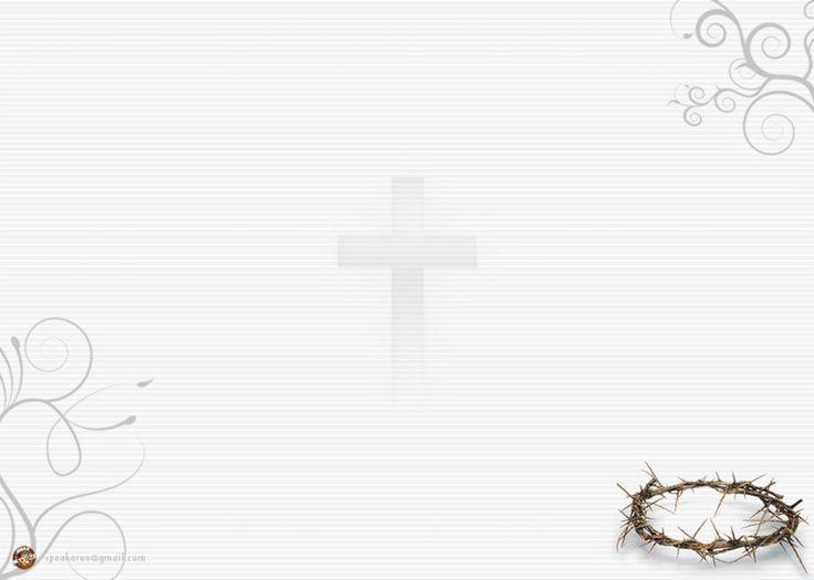 Easter Christian ppt backgrounds, Easter Christian
