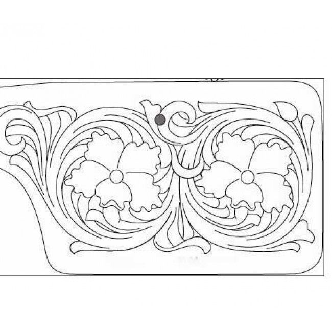 Free download leather craft pattern, leather pattern