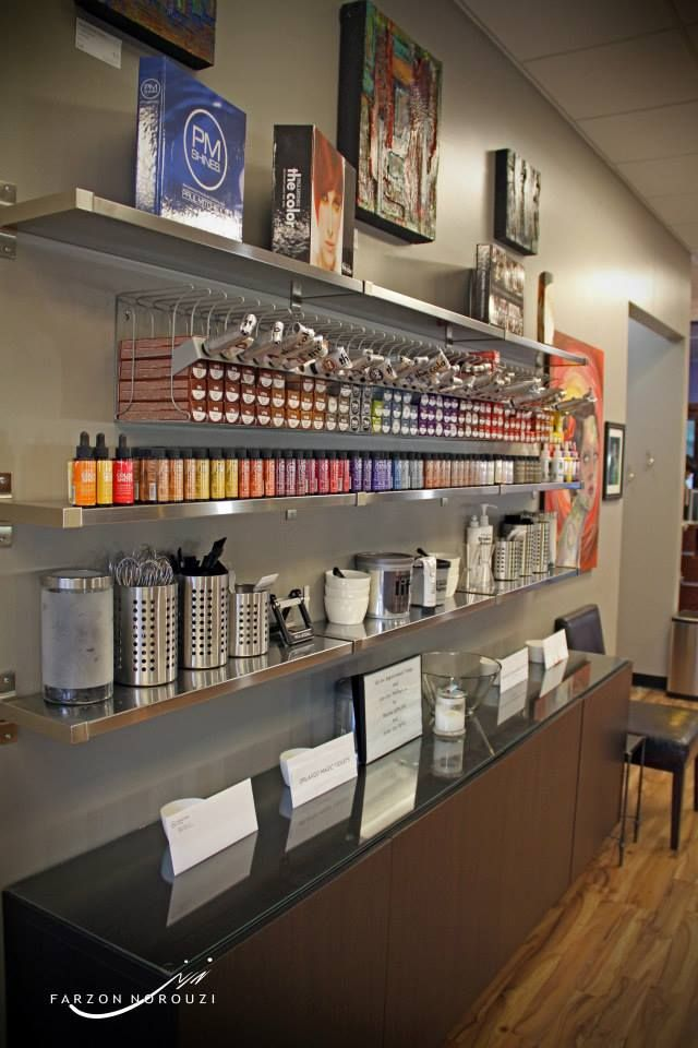 25 best ideas about Industrial Salon on Pinterest