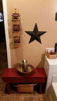 17 Best ideas about Primitive Bathroom Decor on Pinterest ...