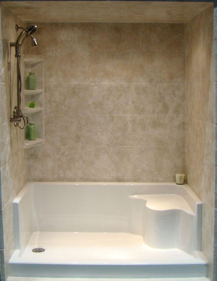 tub an shower conversion ideas  Bathtub Refinishing  Tub to Shower Conversions  Rebath
