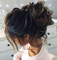 25+ Best Ideas about Loose Curly Updo on Pinterest | Loose ...