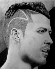 cristiano ronaldo haircut haircuts