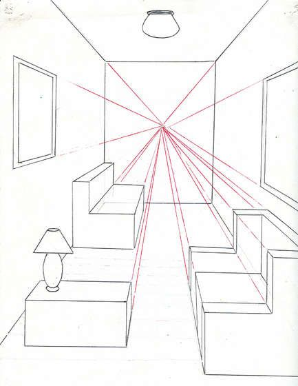 17 Best images about Drawing Perspective Lessons on