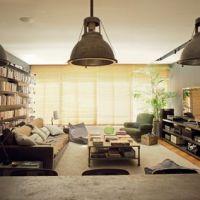 内装事例:ビンテージ小物を活用したすてきなお宅。
