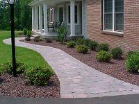 25+ best Front sidewalk ideas on Pinterest | Yard ...