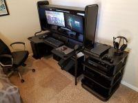 17 Best ideas about Gaming Desk on Pinterest | Pc setup ...