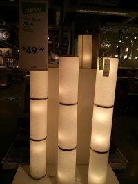 Vidja IKEA lamp $50 | Light It Up | Pinterest | Floor ...