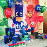 1000+ images about PJ Mask Birthday Party on Pinterest ...