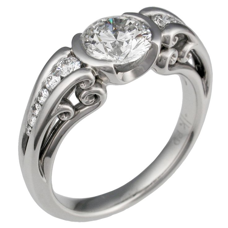 25 best ideas about Wedding Rings For Women on Pinterest  Dream engagement rings Pretty