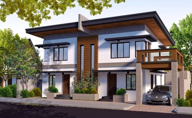 Duplex Housing Rendered In Vray For Google Sketchup My