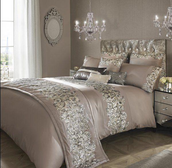 25+ best ideas about Glitter bedroom on Pinterest
