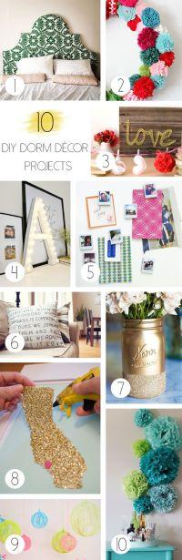 25+ best ideas about Dorms Decor on Pinterest   College ...