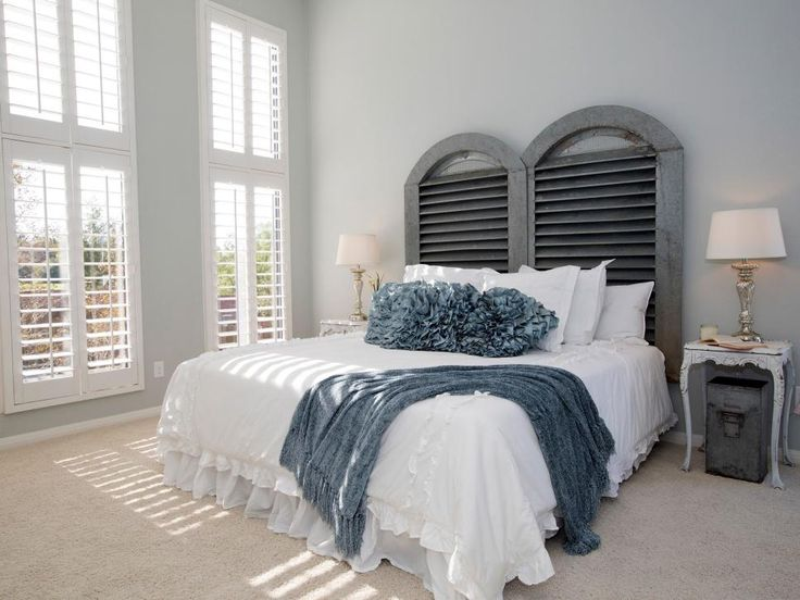 20 Dreamy Window Treatments for the Bedroom  See more