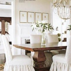 Diy Chair Slipcover No Sew Amazon Baby High Best 25+ Dining Slipcovers Ideas On Pinterest | Covers, Seat ...
