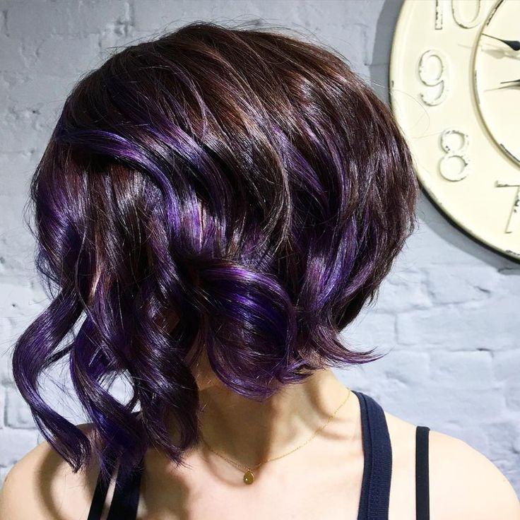 Best 20+ Purple Streaks ideas on Pinterest