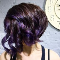 Best 20+ Purple Streaks ideas on Pinterest | Purple hair ...
