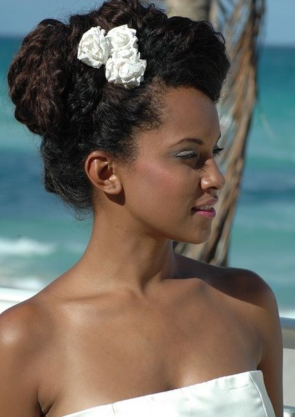 470 Best Images About African American Wedding Hair On Pinterest