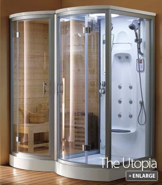 17 Best Images About Steam Saunas Spa Showers