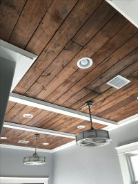 17 Best ideas about Shiplap Ceiling on Pinterest | Wood ...