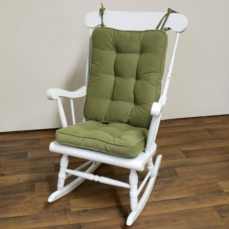 17 Best ideas about Rocking Chair Cushions on Pinterest