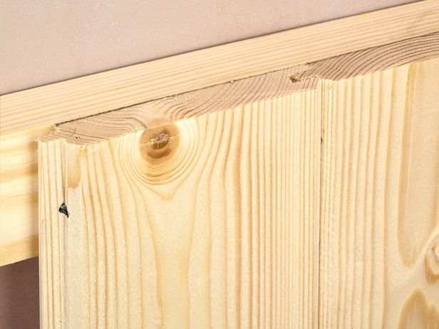 How To Install Tongue And Groove Wainscot Paneling Home