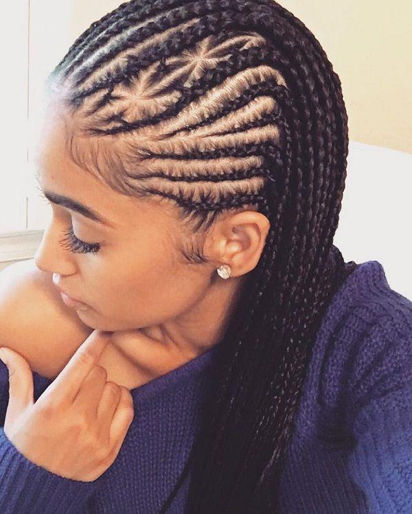 25 Best Ideas About African American Braids On Pinterest Black