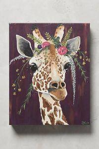 Best 25+ Giraffe painting ideas on Pinterest