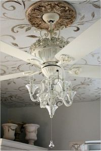 25+ best ideas about Painted ceiling fans on Pinterest