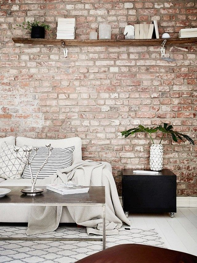 25+ best ideas about Brick walls on Pinterest