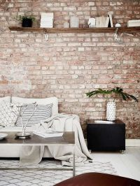 25+ best ideas about Brick walls on Pinterest   Exposed ...
