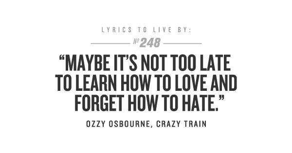1000+ Ideas About Ozzy Osbourne Crazy Train On Pinterest