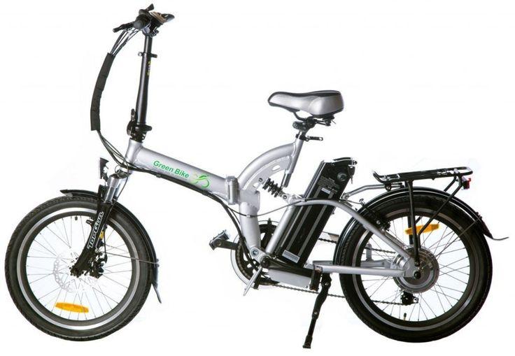 17 Best ideas about Electric Folding Bike on Pinterest