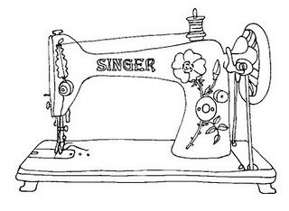 25+ best ideas about Sewing machine tattoo on Pinterest