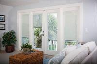 patio door window treatments ideas | yellow house ...