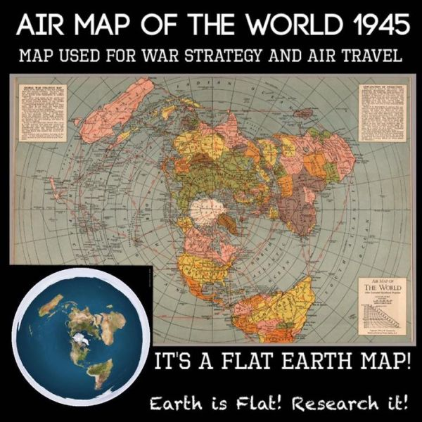 353 best images about The Earth is Flat on Pinterest