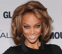 17 Best ideas about Tyra Banks Makeup on Pinterest | Tyra ...