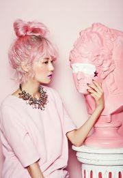 ideas pink ladies