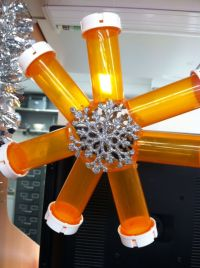 7 best images about Pharmacy Christmas decor on Pinterest ...