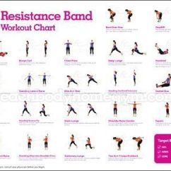 Chair Gym Exercise Manual Reupholster Eames Office Resistance Band Exercises - Google Search | Fitness Pinterest Workouts, For Women And ...