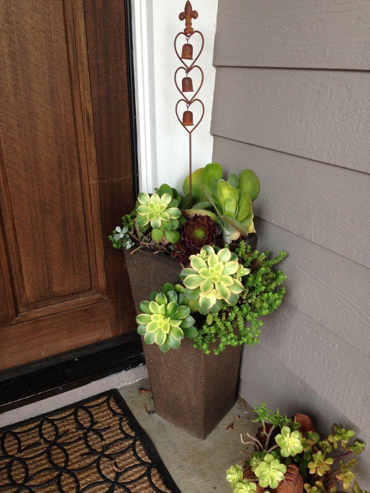 Best 20+ Front Door Planters ideas on Pinterest